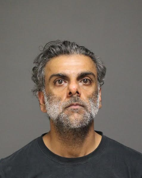 Fairfield resident Sunil Mehta was charged by Fairfield police with disorderly conduct, third-degree assault, second-degree criminal trespassing and second-degree harassment.