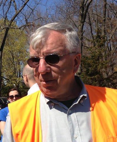 Joe Moeling is the new president of the Norwalk Land Trust