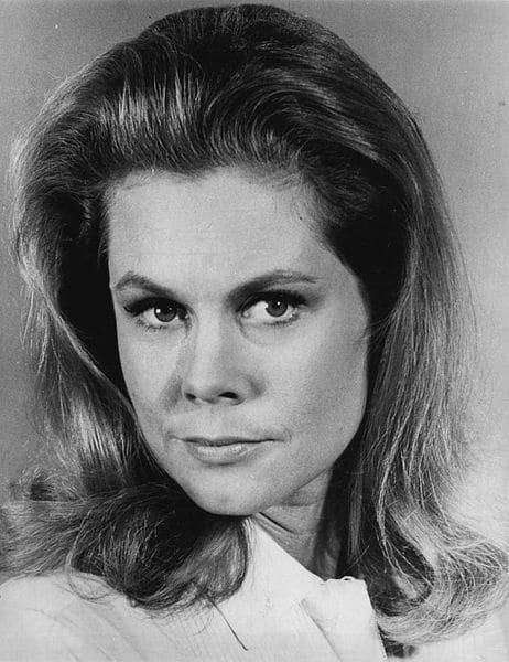 """Elizabeth Victoria Montgomery, who was best known for her starring role in """"Bewitched,"""" lived in Patterson."""