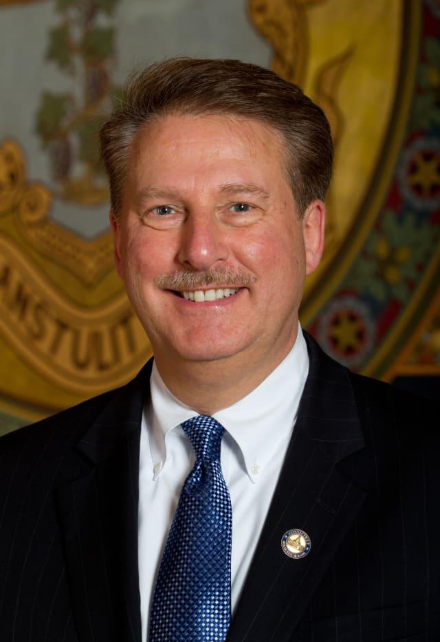 State Representative David A. Scribner.