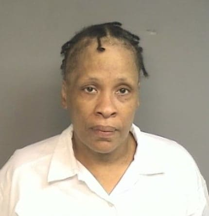 "Cheryl R. Townes - dubbed the ""Lazy Eye Bandit"" by police was charged with first-degree larceny in connection with the theft of jewelry in 2006 from Kay Jewelers in Stamford Town Center mall."