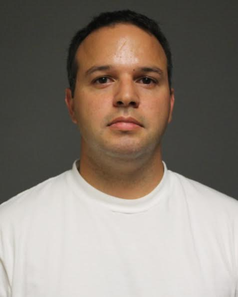 Fairfield resident Gianni Dimeglio, 34, was charged with driving under the influence and failure to drive right. He was released on a $100 cash bond with a court date of Aug. 14.