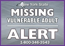An elderly man with dementia has gone missing and could be in Westchester County.