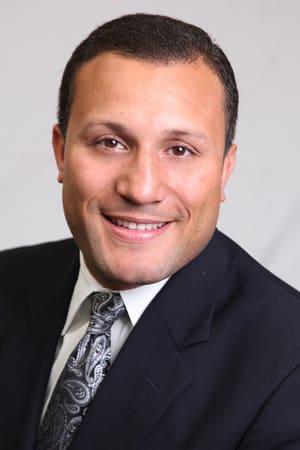 Norwalk Democratic state representative candidate Warren Peña