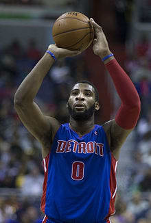 Andre Jamal Drummond turns 21 on Sunday.