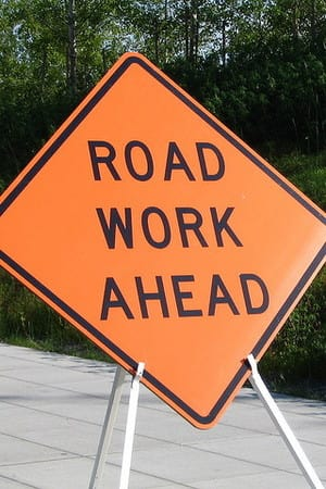 There will be lane and ramp closures on the Bronx River Parkway.