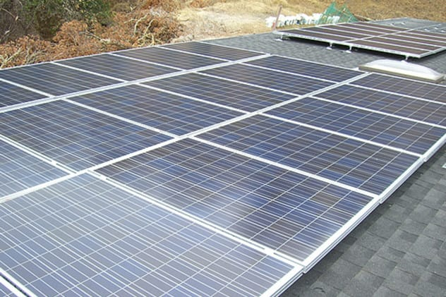 A recent report says solar energy capacity grew 30 percent in New York in 2013.