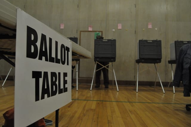 Polls will be open in Norwalk for primary elections in several state races Tuesday.
