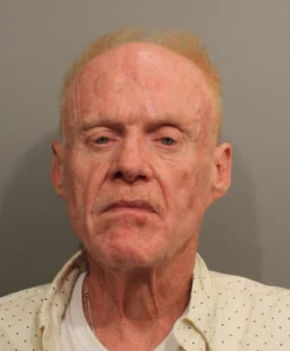 Edward Maturo, 69, of New Haven, was charged in the theft of three bicycles in Wilton two years ago.