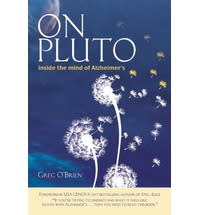 "As part of one of Rye Library's events in September, author Greg O'Brien will visit for a talk on his book ""On Pluto: Inside The Mind Of Alzheimers."""