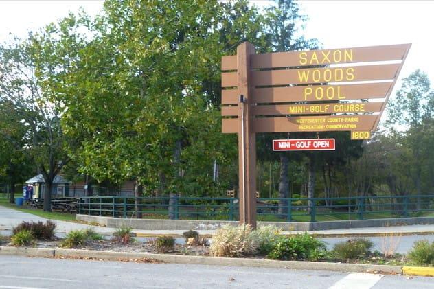 Saxon Woods Pool seeks vendors for its garage sale.