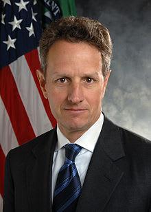 Timothy Franz Geithner turns 53 on Monday.