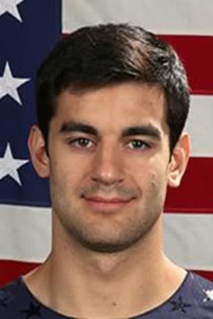 Max Pacioretty of New Canaan was a member of the U.S. Olympic hockey team.