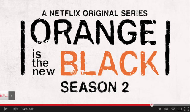 """Orange Is The New Black,"" a series partly filmed in Westchester County, has won several Emmy nominations."