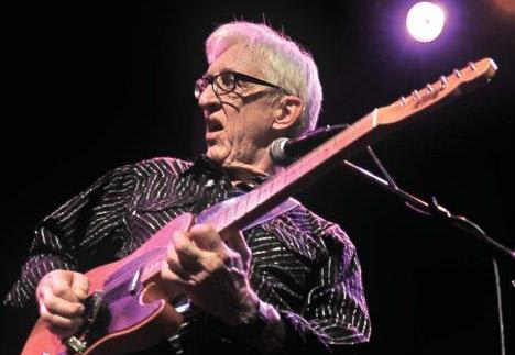 Friends of Crawford Park will present Bill Kirchen, a Grammy-nominated guitarist for a performance.