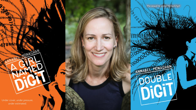 Annabel Monaghan's young adult book series will be turned into a Disney Channel movie.