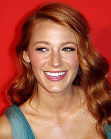 Blake Lively turns 27 on Monday.