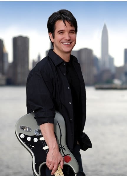 Gil Parris, an Ardsley native and Grammy-nominated guitarist, will play at Yonkers' Ampitheatre.