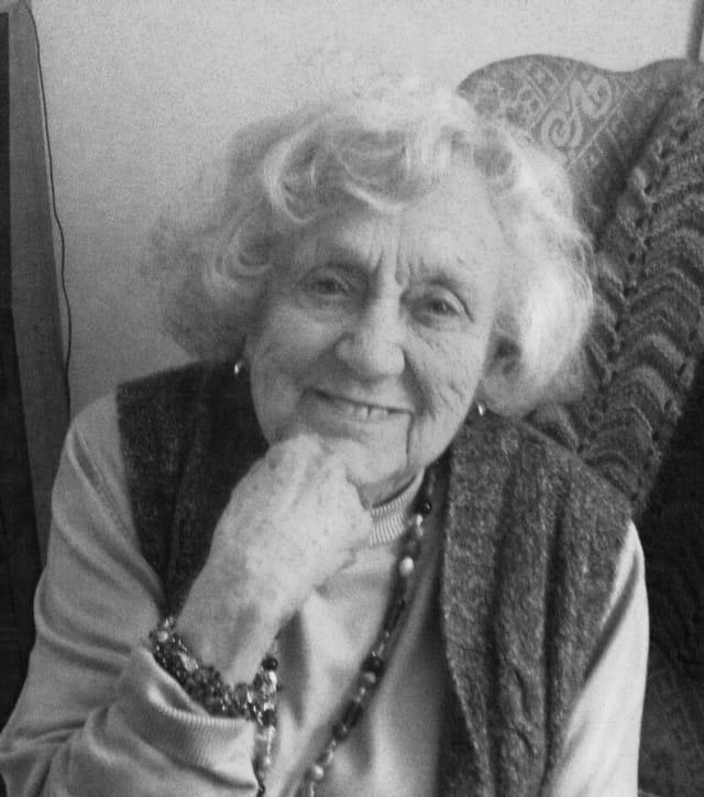 Doris B. Garrity