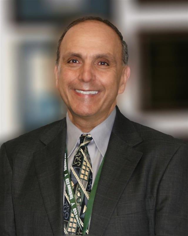 Yorktown School Superintendent Ralph Napolitano.