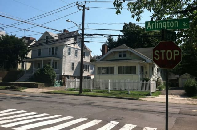A tenant threatened to burn down a home on Arlington Road during a dispute with his landlord about the $7,000 in back rent the landlord said he owed, Stamford police said.