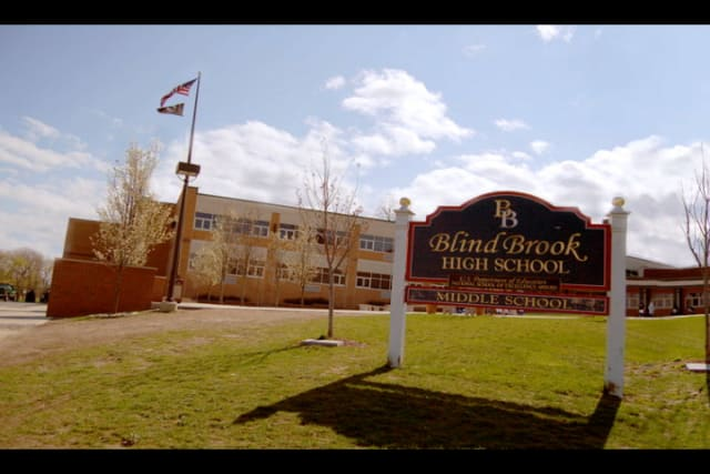Blind Brook Middle/High School will serve as the venue for Blind Brook Board of Education's public meeting.