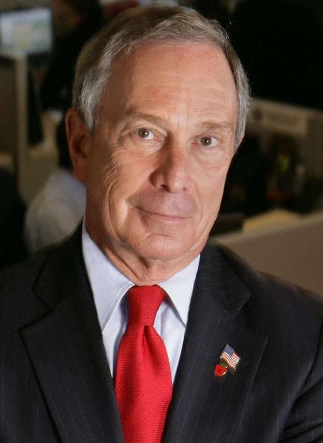 Former New York City Mayor Michael Bloomberg is taking his anti-smoking drove international.