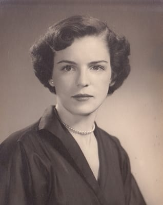 Mary Gertrude Tyndall Johnston