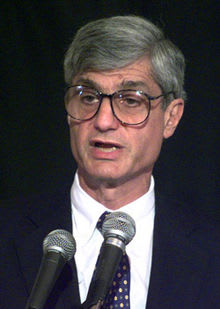 Robert Edward Rubin, turns 76 on Friday.