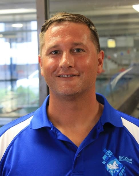 Chandler Crosby is the new head age group coach of the Water Rat Swim Team at the Westport Weston Family Y.