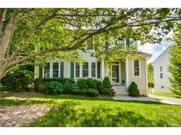 This house at 15 Fellowship Lane in Rye Brook is open for viewing on Sunday.