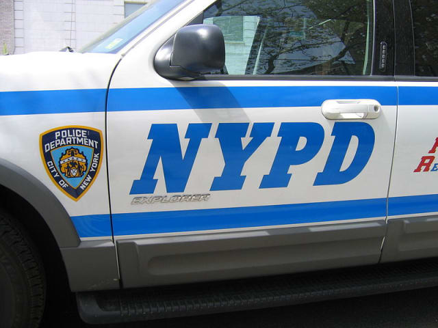 New York City Police charged a Yonkers man with the assault of a woman and her three kids on Sunday.