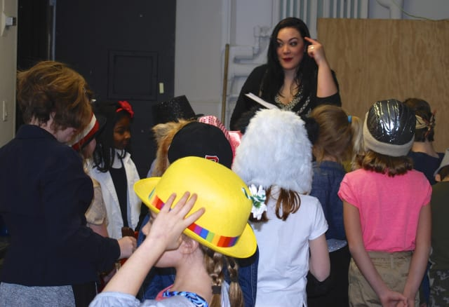 Darien Arts Center will offer new classes in theater for kids for the 2014-15 year.