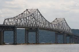 Tappan Zee Bridge work will take a break for the holiday weekend.