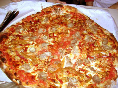 Frank Pepe's pizza ranks as the best in nation.