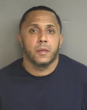 Christian Ovalle-Perez, 38, of 44 Taff Ave., was charged with one count each of possession of cocaine, possession of cocaine with intent to sell, operating a drug factory and resisting arrest after Stamford Police arrested him Friday.