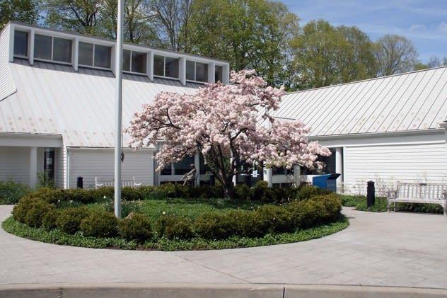 Ruth Keeler Memorial Library.