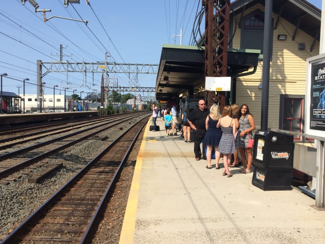 Metro-North is making schedule changes for the holiday weekend.