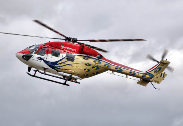New York State Electric Gas will inspect high power voltage lines of low-flying helicopters.