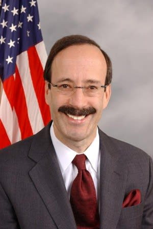 Rep. Eliot Engel lauded CVS for stopping the sale of tobacco products earlier than expected.