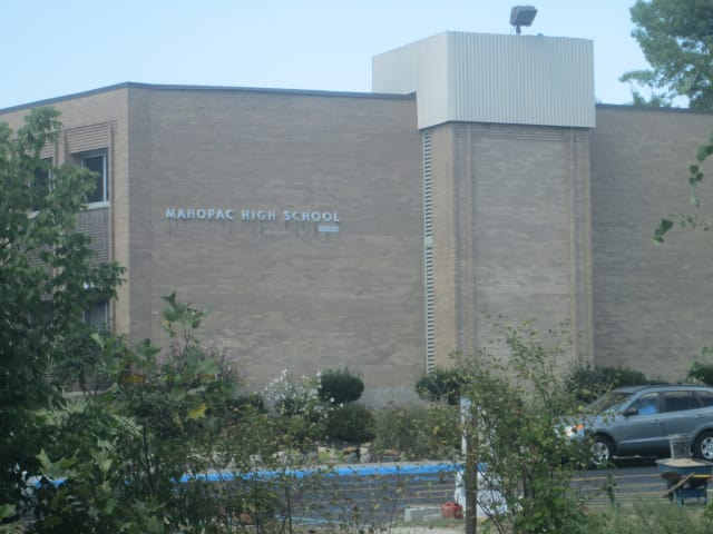 Mahopac High School was under lockdown Thursday.