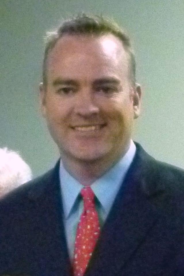 Irvington Mayor Brian Smith