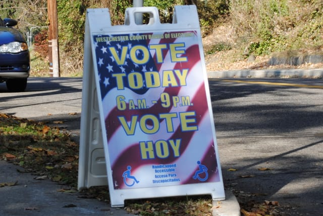 Below is a list of who's on the ballot and where to vote in Cortlandt and Croton.