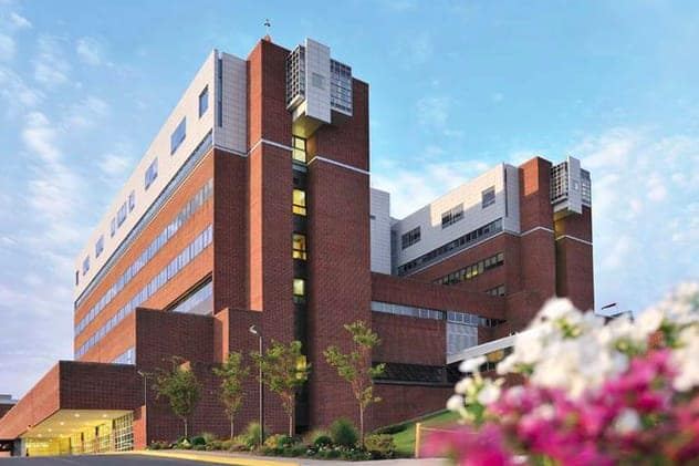 Norwalk Hospital's Emergency Room saw an increase in visits during and after the storm, due to shutdowns of primary care offices and clinics.