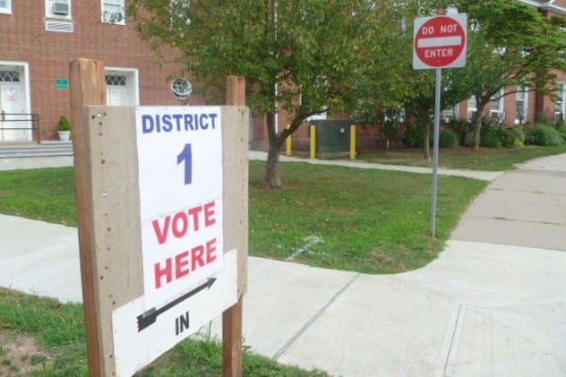Greenwich voters will pick a president, senator, Congress and state lawmakers today.