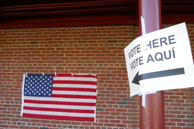 New Castle residents should vote Tuesday at their normal polling places.