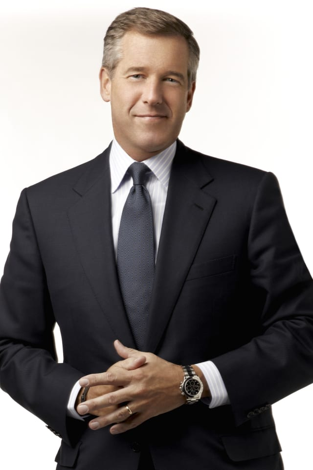 NBC Nightly News anchor Brian Williams will moderate a post-election discussion Nov. 18 as part of New Canaan Library's Richard Salant Lecture Series.