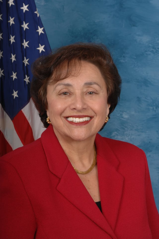 U.S. Rep. Nita Lowey (D-Harrison)