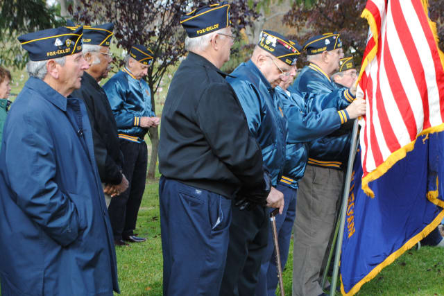 The Town of Cortlandt will observe Veterans Day with a ceremony at the Muriel H. Morabito Community Center, Monday.