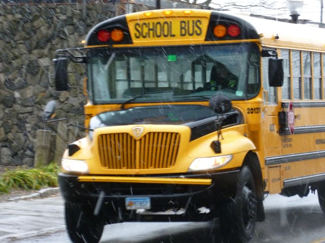 Norwalk schools will begin on a two-hour delay Thursday due to road conditions from Wednesday's nor'easter.